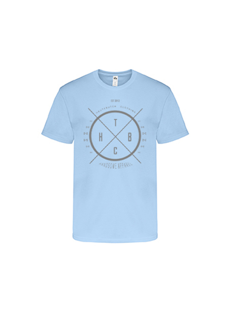 Pacific Blue HB Handsome Tee