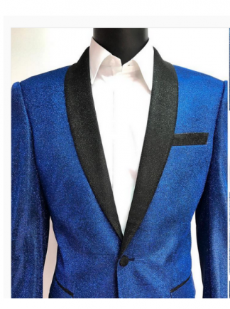 Tuxedo Jacket for tomboy lesbian studs women