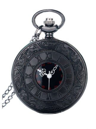 Starboard Pocket Watch Black